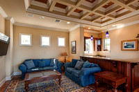 Entertainment Room with Wet Bar