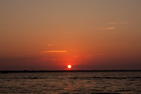 Sunset over Indian River - Horizontal